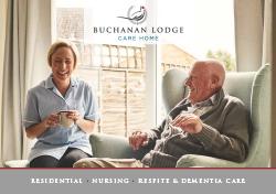 Buchanan Lodge Care Home Web Brochure